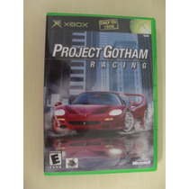 Project Gotham Racing Pgr Sem Manual - Original Xbox