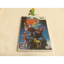 Chicken Little Ace In Action - Lacrado (nintendo Wii)