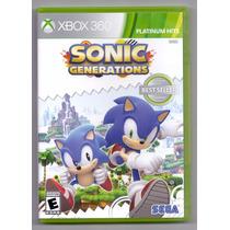 Xbox 360 - Sonic Generations