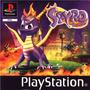 Spyro The Dragon Patch Ps1+2 De Brinde
