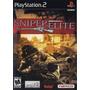 Sniper Elite Ps2 Patch - Compre 1 E Leve 2