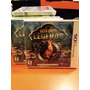 Jogo Deer Drive Legends Nintendo 3ds. Original