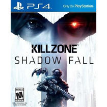 Jogo Killzone Shadow Fall Ps4 - Português