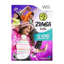 Jogo Zumba Kids - Wii Majesco