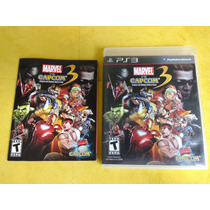 Marvel Vs.capcom 3: Fate Of Two Worlds - Playstation 3