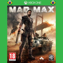 Mad Max - Xbox One - Mídia Digital - Receba Hoje!