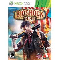 Jogo Bioshock: Infinite - Xbox 360 Usado Frete Gratis