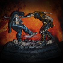 Mortal Kombat Kollectors Edition! Sub Zero X Scorpion