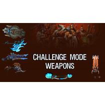 Rush Challenge Mode Wod (modo Desafio) 8/8 Gold