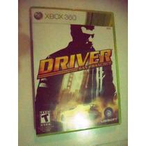 Jogo Driver San Francisco Xbox 360 (original)