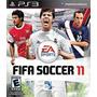 Jogo Fifa Soccer 11 Ps3