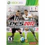 Jogo Para Xbox 360 - Pes 2012 Original - Novo - Lacrado