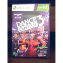 Xbox 360 Dance Central 3 Kinect.fitness, Zumba.