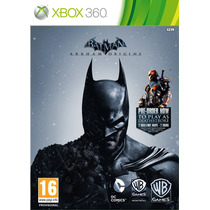 Batman Arkham Origins Br - X360 Mania Virtual