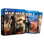 Mad Max Ps4 Playstation 4 Português Mídia Fisica