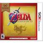 The Legend Of Zelda Ocarina Of Time 3d Nintendo 3ds E-sedex