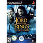 Patch Ps2 - The Lord Of The Rings The Two Towers