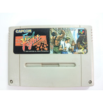 Cartucho Super Nintendo\famicom - Final Fight 1 Original