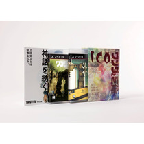 Ico E Shadow Of The Colossus Limited Box Japan Ps3