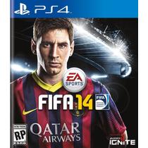 Jogo Novo Lacrado Da Ea Sports Fifa 14 Para Playstation 4