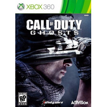Call Of Duty Ghosts Xbox 360 Mídia Digital Envio Imediato