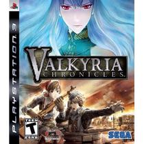 Valkyria Chronicles Ps3 Novo Lacrado