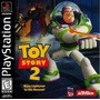 Jogo Toy Story 2: Buzz Lightyear To The Rescue Ps1 Semi Novo