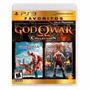 Ps3 God Of War Collection - Mídia Física Original E Lacrado