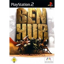 Patch Ben Hur Blood Of Braves Ps2 Frete Gratis