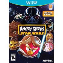 Angry Birds: Star Wars - Wii U ( U S A )