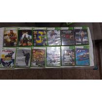 Jogos De Xbox 360 E Ps3, Todos Originais Na Caixa Com Manual