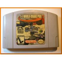 Fita Nintendo 64 F-1 World Grand Prix N64 Original