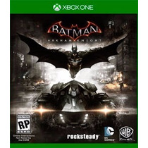 Batman Arkham Knight - Jogo Xbox One Digital - Offline