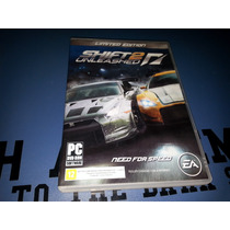Need For Speed Shift 2 Unleashed Limited Edition Pra Pc