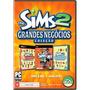 Jogo Expansão The Sims 2/3 Kit Para Pc