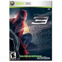 Homem Aranha 3. ! Jogos Xbox 360