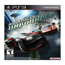 Ridge Racer: Unbounded - Ps3