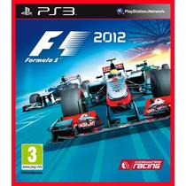 F1 2012 - Portugues Br - Ps3 - Jogos Psn Digital