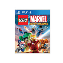 Jogo Novo Lacrado Lego Marvel Super Heroes Pra Playstation 4
