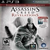 Assassins Creed Revelations Signature Edition - Ps3