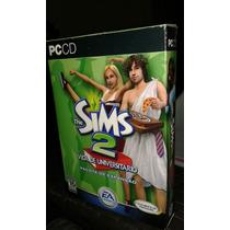 The Sims 2 Vida De Universitario Original Lacrado