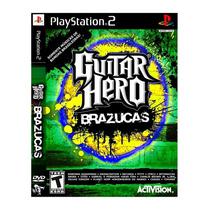 Patches Jogo Ps2 - Guitar Hero Brazucas 2