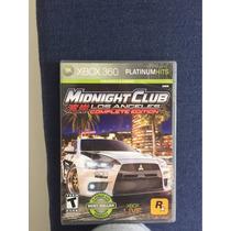 Midnight Club Los Angeles Complete Edition Para Xbox 360