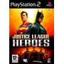 Liga Da Justiça Ps2 Patch - Frete Grátis