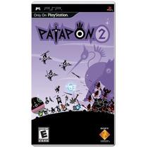 Jogo Patapon 2 Para Sony Psp Original Pata Pon 2