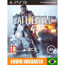 Battlefield 4 - Ps3 - Português Pt-br - Promoção !!