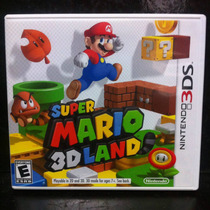 Super Mario 3d Land 3ds - Usado Perf. Estado Pronta Entrega