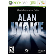 Alan Wake - Jogo Xbox 360