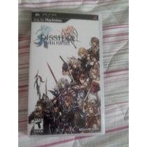 Dissidia Final Fantasy -psp-