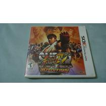 Super Street Fighter 4 3ds